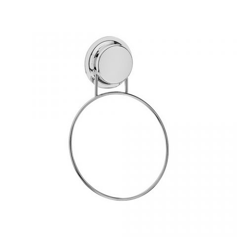 chrome towel ring 268006
