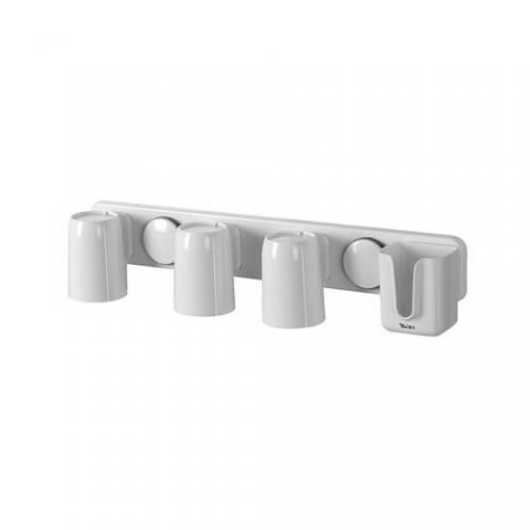 suction bathroom toothbrush holder set 264006
