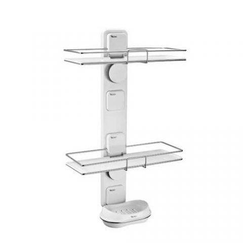 suction bathroom wall shelves 264004