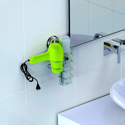 suction hair dryer storage 700015 using