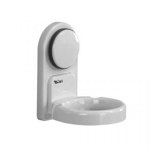 suction plastic hair dryer holder 261005