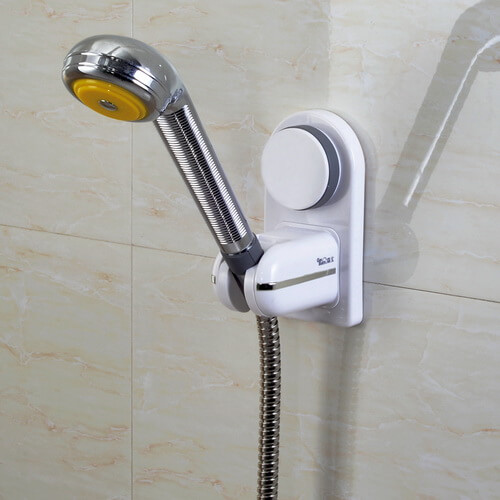suction shower head holder 261004 using