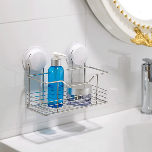suction shower shelf 260022 using