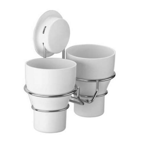toothbrush holder wall suction 260048